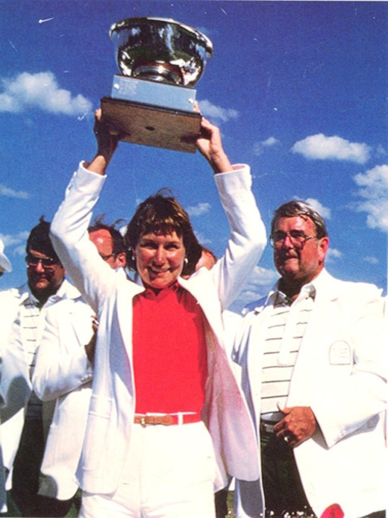 Lauren Howe 1983 Mayflower Classic Champion