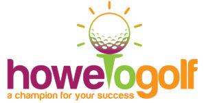Howe To Golf Logo
